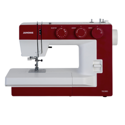 JANOME 1522 RED