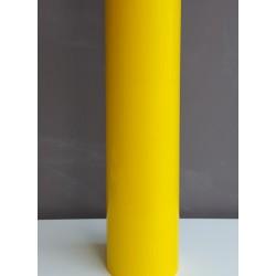 Flockfolie geel
