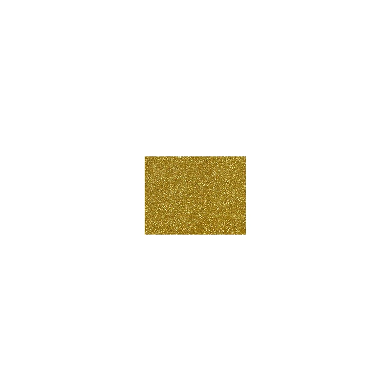"Glitterfolie ""Gold"""