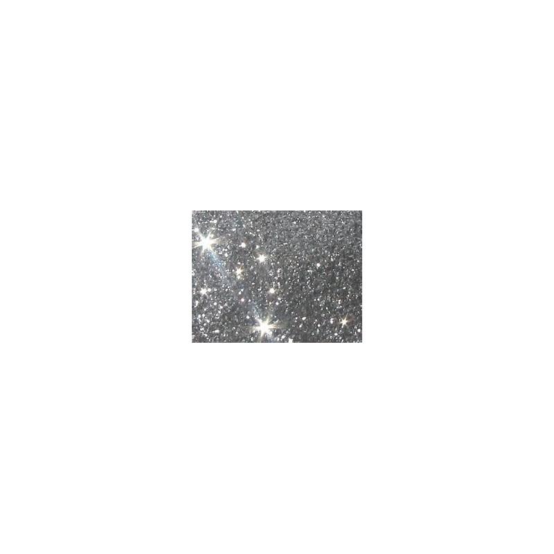 "Glitterfolie ""Silver"""