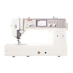 Janome Memory Craft 6700P + CADEAU